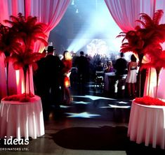 The Great Gatsby Gala - Bright Ideas Theme Event, Vancouver BC