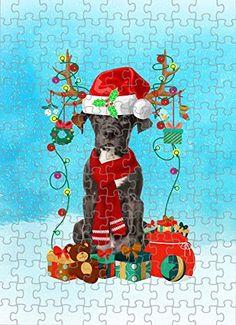 Great Dane Dog in Snow Jigsaw Puzzle, Christmas, 1000 Pieces Jigsaw Puzzle PrintYmotion #Great Dane #Dog Lovers gift #Christmas Gift #Christmas Puzzle Lovers Gift, Gift For Lover, Dog Lovers, Christmas Puzzle, Time Images, Love Challenge, Great Dane Dogs, Snow Dogs, Tin Boxes