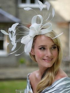Fabulous Fascinators (and some hats, too)