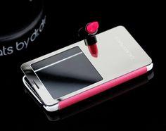 Cover Galaxy Note 3 Mirror Flip Window