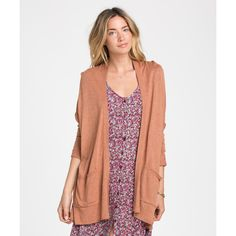 Outside The Lines Cardigan   Billabong Canada