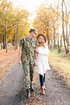 Military Photoshoot in Uniform // Navy Wife // Military Couple Engagement Photos. - Military Photoshoot in Uniform // Navy Wife // Military Couple Engagement Photos // Suzy Collins Ph - Military Family Photos, Military Couple Pictures, Military Couples, Military Girlfriend, Military Wedding, Military Love, Military Couple Photography, Couple Photography Poses, Army Engagement Photos