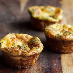 Make some little muffin tin frittatas and pop them in the fridge.