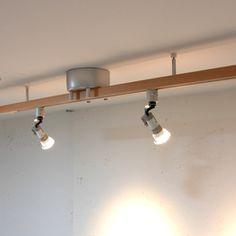 DAIKO ダクトレール用 LED小型シーリングライト(キッチン) 実例・設置イメージ集 | 照明のライティングファクトリー