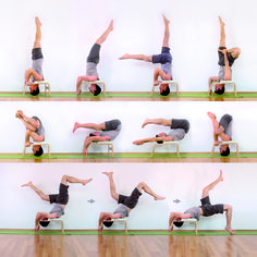 YOGA Think you can't do a headstand? - Healthista