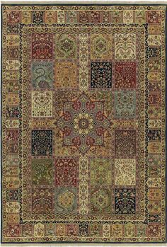 shaw living impressions elipse multi rug | area rugs | pinterest