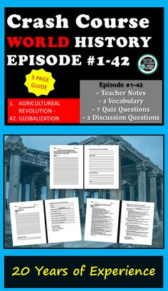 wwi and revolutions study guide