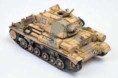 Inside the Armour 1/35 scale A10 Cruiser by Brett Green