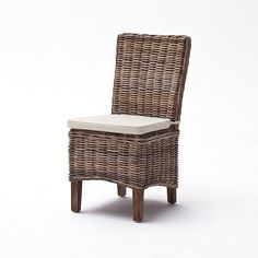 Wickerworks Rattan Morin Dining Chair (Set Of 2) -  - Rattan Chair - NovaSolo - Space & Shape - 2