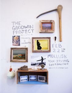 The Goodwin Project - Mollusk Surf Shop - nice family silhouette photo