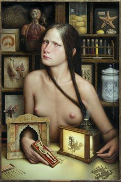 Dino Valls (b1959 in Zaragoza, Spain)