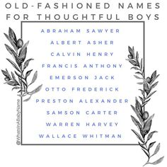 Image may contain: plant Cute Baby Names, Unique Baby Names, Name Inspiration, Writing Inspiration, Baby Girl Names, Boy Names, Writing A Book, Writing Tips, Boys Instagram