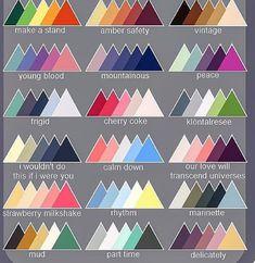 Yarn Bracelets, Diy Bracelets Easy, Embroidery Bracelets, Bracelet Crafts, Embroidery Floss Projects, Color Symbolism, Yarn Color Combinations, Colours That Go Together, Color Palette Challenge