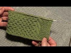 La labor de punto por los rayos - las Lecciones de la maestría por los rayos - el Tratamiento del borde del producto por el método i-cord (el cordón hueco). Knitting Stiches, Knitting Books, Knitting Videos, Crochet Videos, Knitting Patterns Free, Knit Patterns, Stitch Patterns, Stitch Witchery, I Cord