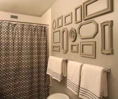 bilderrahmen dekorieren kreative wandgestaltung bilderrahmen dekorieren bilderrahmen und. Black Bedroom Furniture Sets. Home Design Ideas