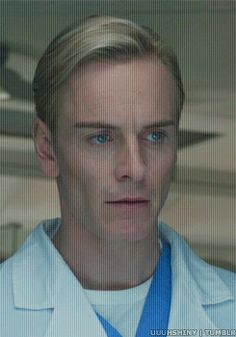 "Michael Fassbender as ""David 8"" in ""Prometheus""   (2012)"