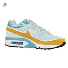 Nike Air Max BW Womens Running Trainers 821956 Sneakers Shoes (40 M EU, barely green gold leaf 300) - Nike sneakers for women (*Amazon Partner-Link)