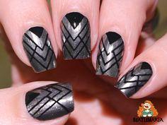 BP-77 Nail Stamping, Nails, Beauty, Finger Nails, Ongles, Beauty Illustration, Nail, Nail Manicure