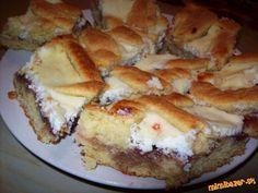 Tvarohový koláč Pie, Treats, Food, Sweet, Torte, Sweet Like Candy, Candy, Cake, Goodies