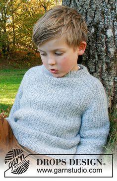 Baby Knitting Patterns, Jumper Patterns, Knitting For Kids, Baby Patterns, Free Knitting, Crochet Patterns, Knit Crochet, Crochet Hats, Knitted Baby