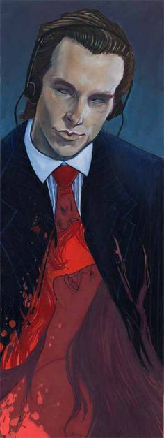 American Psycho   by ~theirison    (I love this one!)