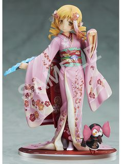 Madoka Magica Mami Tomoe 1/8th Scale Figure (Maiko Edition) [Pre-order]