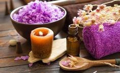 Quick remedies for period pain - Lavendar Oil Massage