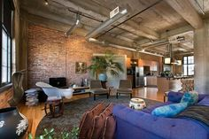 ... amazing reinvented buildings in Denver, Colorado, the Flour Mill Lofts ...