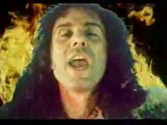 The late Ronnie James Dio song Holy Diver has captivated a whole generation including me on what metal is all about!