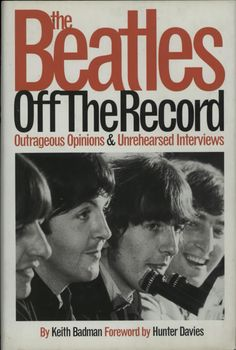 The-Beatles-Off-The-Record-books-about-the-beatles