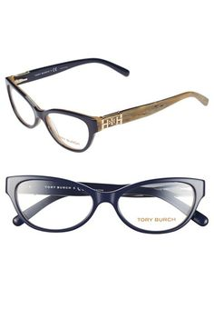 3b8a72831c Tory Burch 51mm Cat Eye Optical Glasses available at  Nordstrom Optical  Glasses