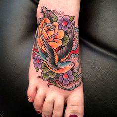 By Luke Wessman  I WANT THIS... not on my foot