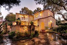 Black Mountain Residence - mediterranean - exterior - san francisco - Christian Rice Architects, Inc.