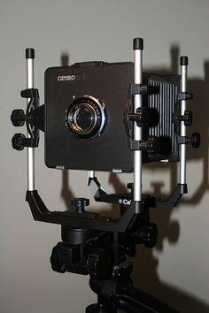 Cambo 5x4 Monorail Camera | by Destinys Agent
