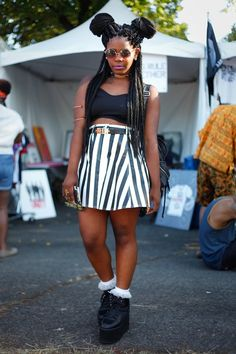 afropunk festival 2013 commodore barry park fashion bomb daily 1 braided hairstyles