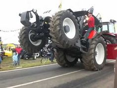 Tractor wheelie world record http://www.agromachinery1.com/video_listing/tractor-wheelie-world-record/
