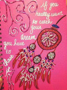 caitlin's dream chaser :)