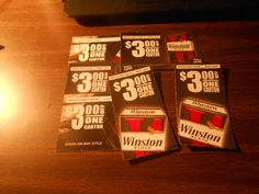 Cigarette Coupons Free Printable, Free Coupons, Marlboro Coupons, Marlboro Cigarette, Cards, Gifts, Favors, Playing Cards, Presents