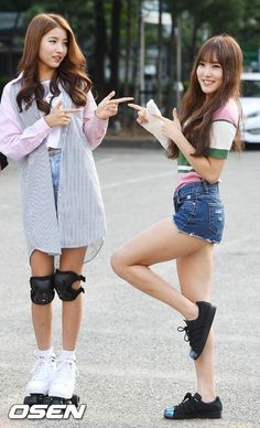 GFRIEND - Sowon + Yuju