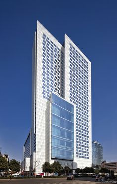 Grand Hyatt Chengdu at Chicony Plaza. Image © 1st Image
