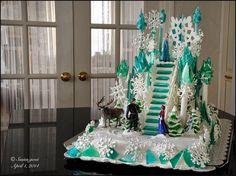 frozen castle cake - Google-Suche