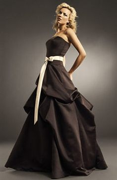 Ruffles Floor-length Strapless Ball Gown #Prom #Dress Style Code: 02685 $109