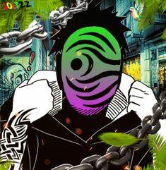 Naruto Shippuden, Naruto Uzumaki, Anime Naruto, Boruto, Tobi Mask, Bape Wallpapers, Mega Anime, Naruto Fan Art, Trash Art