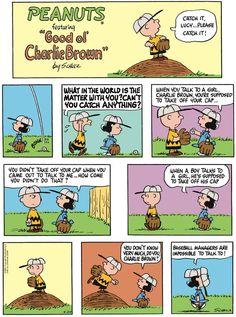 Peanuts comic strip for Apr/24/2016