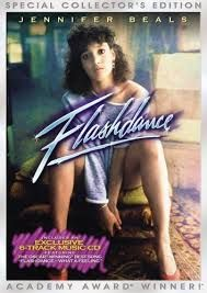 Cartaz Flashdance