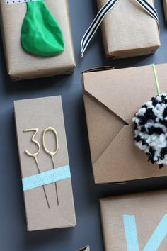 30 Gifts For 30th Birthday