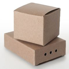 Blog Post: Stock and Custom Kraft Boxes for Soap, Cosmetics, Jewelry, Food, small retail products, cutouts and full printing available!