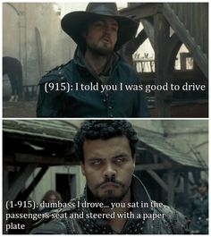 The Musketeers Modern!AU with Athos & Porthos. <--- Perfect cap of Porthos right there! I could totally see this happening.