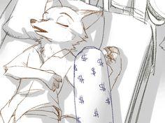 Zootopia- snu przez Christon-clivef