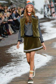 Tommy Hilfiger   Fall 2014 Ready-to-Wear Collection   Style.com